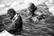 Zawody Extremall Freediving w Olsztynie