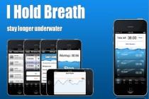 Aplikacja na iphona iHoldbreath dla freediverów!
