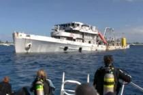 USS Kittiwake został zatopiony
