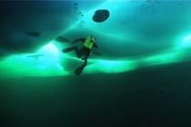 Ekstremalne nurkowanie podlodowe