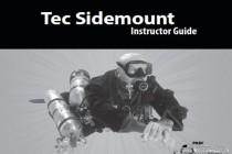 Specjalizacje sidemount w PADI