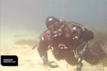 Nowy rekord w ilości czasu spędzonego pod wodą