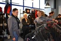 Firmowy sklep Santi otwarty w Gdyni