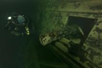 Wrak okrętu z XVIIw. odnaleziony w pobliżu Olandii.