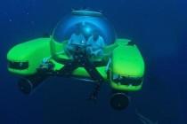 Triton 3000 i Virgin Oceanic – rywalizacja na poziomie
