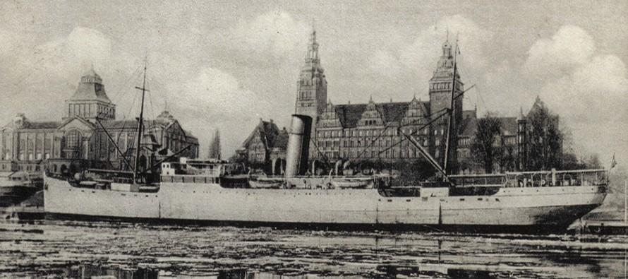 """S/S """"Bremerhaven"""" – pływający niemiecki obóz koncentracyjny"""