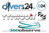 Konkurs Divers24, Typhoon i 360Observe!
