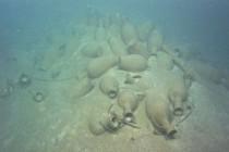 Starożytny wrak znaleziony w Morzu Czarnym