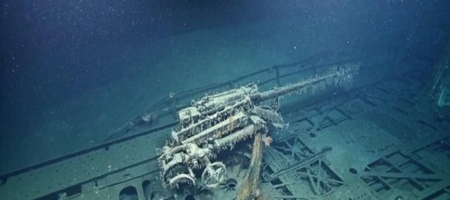 Eksploracja wraków wojennych z Zatoki Meksykańskiej