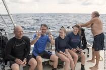 Mission 31 – Fabien Cousteau pobił rekord przodka