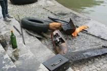 GEPN: Porządki w Parku Moczydło w ramach akcji Sprzątania Świata