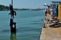 Kafar II: 100-letnia maszyna parowa odnaleziona w Kanale Piastowskim