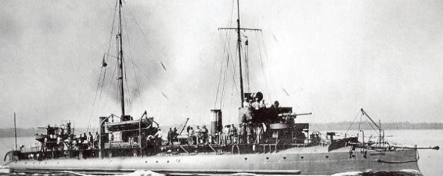 Nurkowie odkryli w Bałtyku wrak okrętu wojennego z 1914r.