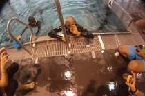 Mateusz Malina z rekordem świata we freedivingu!