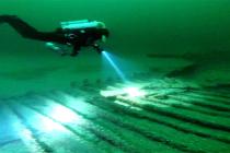 Grupa poszukiwaczy wraków odkryła dwie barki w z XIX w.