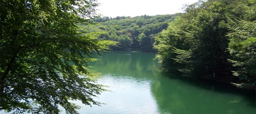 Szlifowanie szmaragdu czyli sprzątamy Jezioro Szmaragdowe