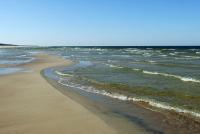 Zaobserwowano wlew wód z Morza Północnego do Bałtyku