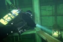 Nietypowe nurkowiska – silos po pocisku atomowym – video