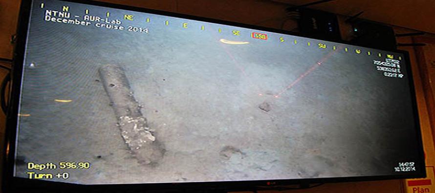 Norwegia: na dnie morza odnaleziono bomby z czasów II WŚ