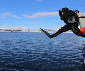"""Ekspedycja """"Antarctica 100"""" – czyli nurkowanie w wulkanie i rekord głębokości"""
