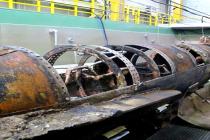 Wrak okrętu podwodne sprzed 150 lat otwarty!