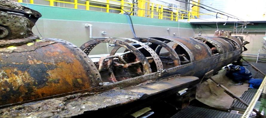 Wrak łodzi podwodnej sprzed 150 lat otwarty przez naukowców