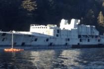 Vancouver: kanadyjski niszczyciel HMCS Annapolis zostanie wkrótce zatopiony!