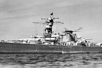 Świnoujście: na dnie kanału odnaleziono pozostałości po krążowniku Lützow
