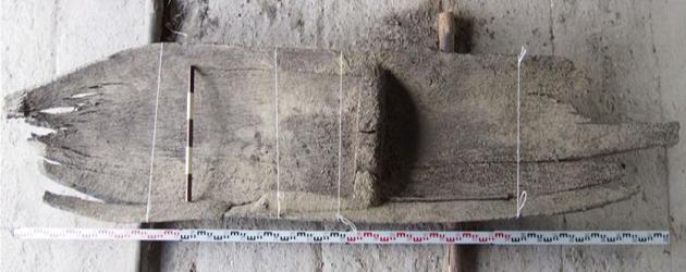 Kilkusetletnią dłubankę odkryto w Bugu