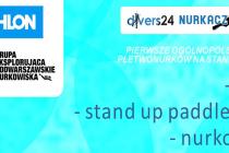 Pierwsze Ogólnopolskie Zawody Płetwonurków na Stand Up Paddle