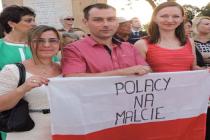 """Malta: Uroczystości upamiętniające polskich marynarzy poległych na ORP """"Kujawiak"""""""