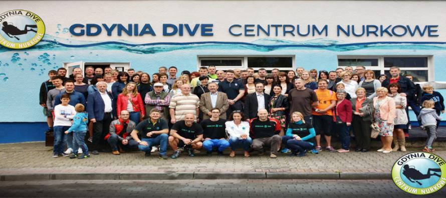 Dziś centrum nurkowe musi być kompletne – witajcie w Gdynia Dive