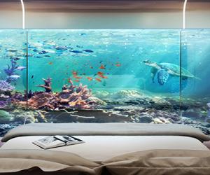 """""""Floating Seahorse"""" – pływające futurystyczne domy w Dubaju"""
