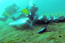 Egipt: nowy rekord Guinnessa w najdłuższym nurkowaniu!