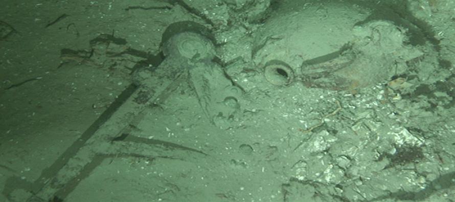 USA: Odkryto niezwykły wrak u wybrzeży Karoliny Północnej