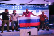 Mateusz Malina zdobył dwa medale na Mistrzostwach Świata we freedivingu na Cyprze!