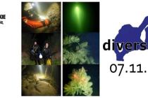 Zapraszamy na Divers Night 2015 z Grupą Eksplorującą Podwarszawskie Nurkowiska