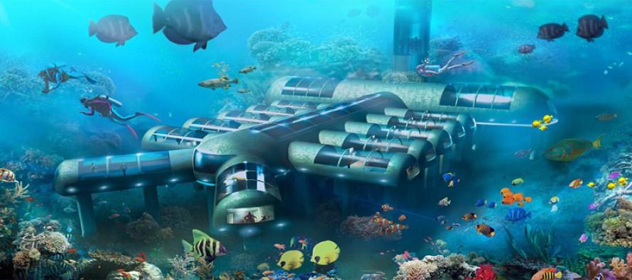 Kolejny futurystyczny projekt podwodnego hotelu stanie się rzeczywistością!