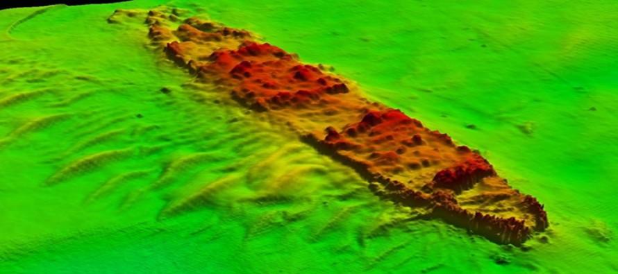 Wraki z czasów II Wojny Światowej i historia Port Darwin odkryte dzięki nowej technologii start-of-the-art – video
