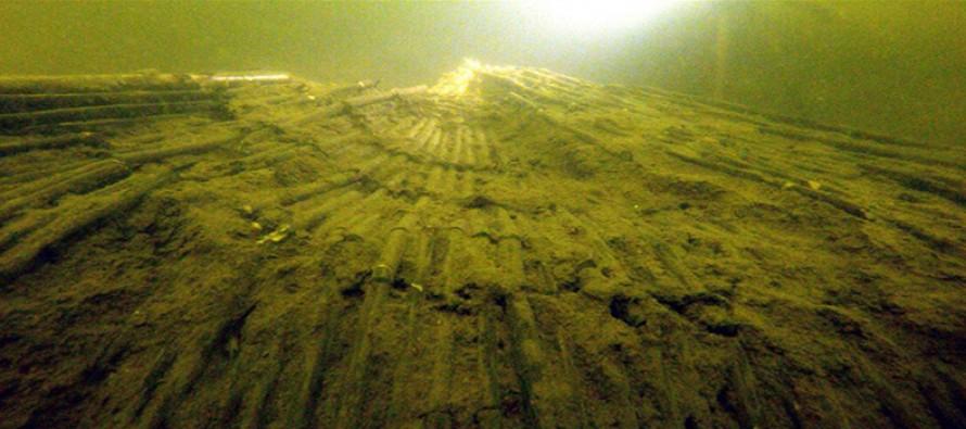 Średniowieczna pułapka na ryby odkryta w Jeziorze Lednickim – video