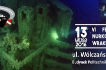 VI edycja Festiwalu Nurkowania Wrakowego w Łodzi – informacje i rozwiązanie konkursu!