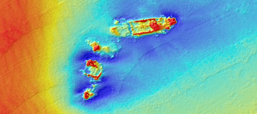Poszukiwanie wraków statków zmieni się dzięki satelitom?