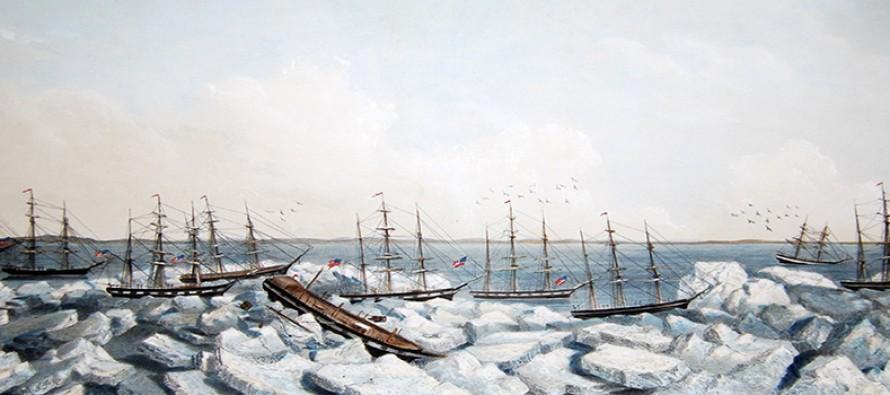 U wybrzeży Alaski odnaleziono wraki dwóch XIX-wiecznych statków wielorybniczych – video