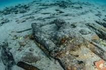 Włochy: w wodach Morza Tyrreńskiego odnaleziono wrak liczący sobie 800 lat!