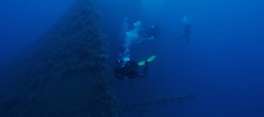 Wrak promu MS Zenobia – jedna z największych atrakcji nurkowych na Cyprze – relacja z nurkowania i galeria zdjęć