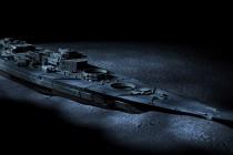 Zanurzenie na wraku pancernika Bismarck – video