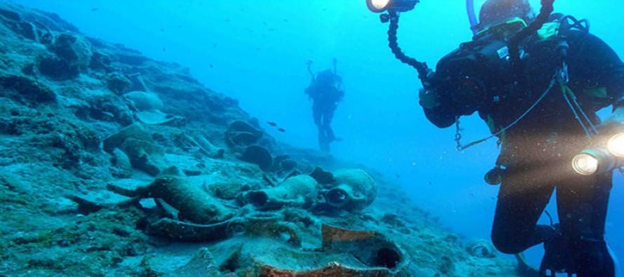 Turcja: archeolodzy odnaleźli starożytny wrak sprzed 4000 lat!