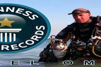 Kolejny Egipcjanin wyrusza por rekord Guinnessa. Cel to 400 metrów!