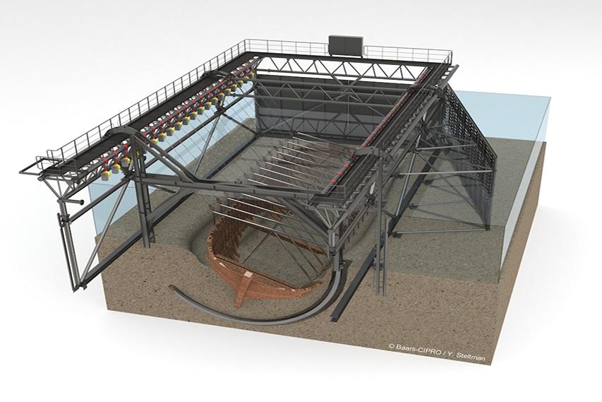 platform-around-ship