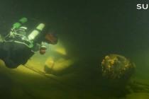 W Bałtyku zidentyfikowano okręt wojenny z 1715 r. – video